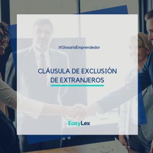 clausula-de-exclusion-de-extranjeros